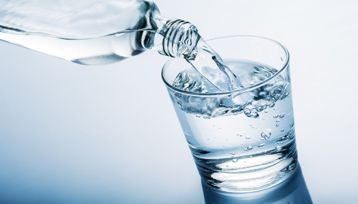 water detox day