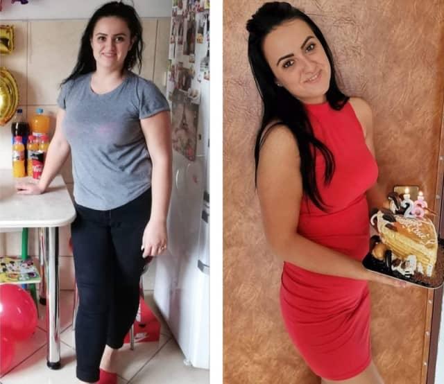 90 дневна диета преди и сега